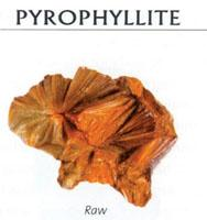 Benefits of PYROPHYLLITE
