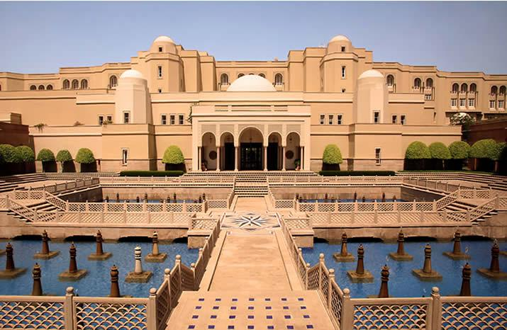 Agra-THE OBEROI AMARVILAS