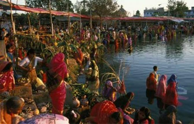 Festival of Suryopasna :Chhat...