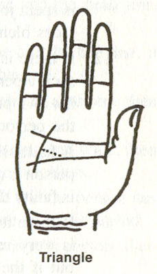 Palmistry and Sign in Hand
