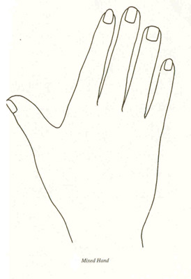 Medium-Length Fingers