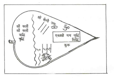 Yantra for Protection from evils